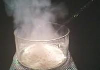 37. Kísérlet – Négy ismeretlen, fehér, szilárd anyag azonosítása