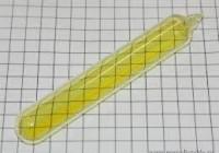 Kálium-permanganát reakciója sósavval