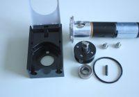 Perisztaltikus pumpa DASbox® rendszerhez