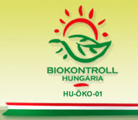 Biokontroll Hungária tanúsító védjegye