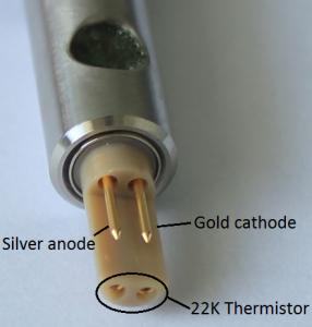 oxigen sensor pins
