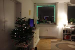 LED, Ablak